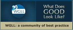 What does Good Continuous Improvement Look Like? Join WGLL to find out.
